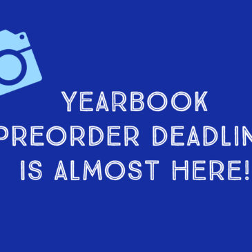 It's Time to Pre-Order Yearbooks!