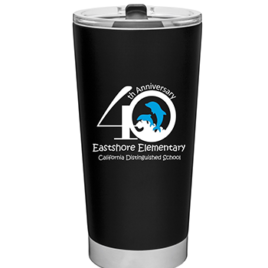40th Anniversary 20oz Tumbler